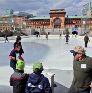 RISH Skating 2009